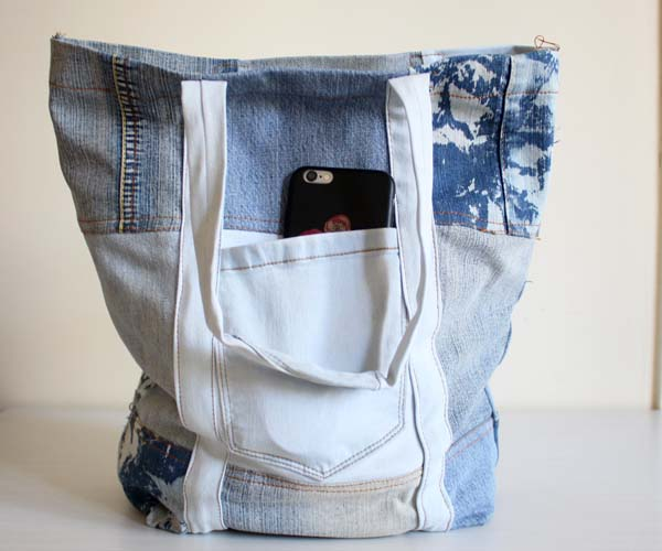 DIY-denim-handbag